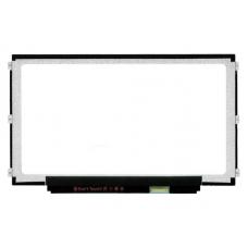 B125XTN02.0 12.5 инча LED HD Ready матрица за лаптоп, 30-pin eDP, втора употреба, матова L/R