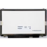 """LCD Дисплей / матрица за лаптоп 13.3"""" HD Ready 1366x768 LED eDP тънък, втора употреба, матов U/D"""