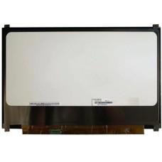 """LCD Дисплей / матрица за лаптоп 13.3"""" IPS FullHD 1920x1080 LED eDP тънък, нов, матов, ляв конектор"""