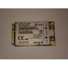 Ericsson F3507g 2G/3G WWAN module с GPS mini PCI-e за IBM/Lenovo