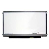 """LCD Дисплей  / матрица за лаптоп 13.3"""" HD Ready 1366x768 LED тънък, нов, гланц, с уши за монтаж"""