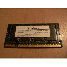 256MB DDR 266MHz PC2100