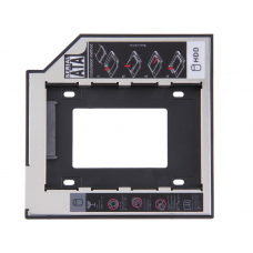 Адаптер за втори хард диск HDD Caddy 12.7mm