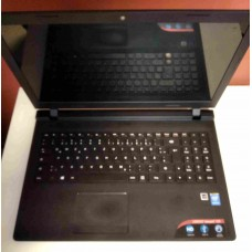 "Лаптоп втора употреба Lenovo IdeaPad 100-15iby 15.6"" N3450 / 4GB RAM / 750GB HDD"