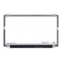 "LCD Дисплей / матрица за лаптоп 14"" HD Ready 1366x768 LED тънък, втора употреба, гланц"