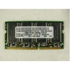 128MB SDRAM 66MHz